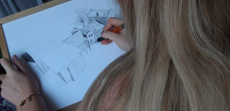 art-bubiska - szkice i rysunki