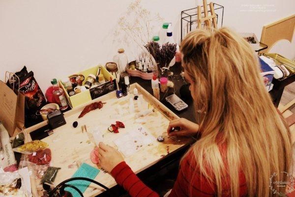 art-bubiska - w trakcie pracy